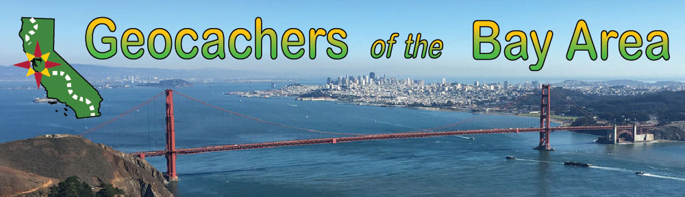 Geocachers of the Bay Area